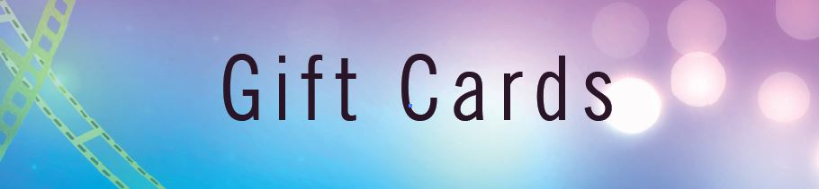 A movie gift card provides the perfect gift!